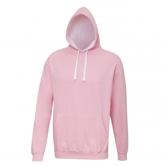 Baby pink - arctic white