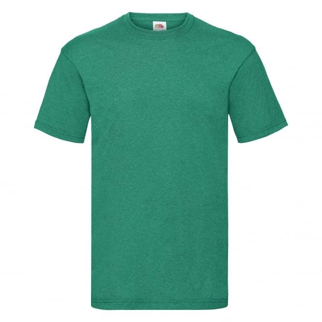 Retro heather green